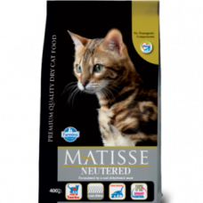 Farmina Matisse Cat Adult Premium Neutered (стерилиз)