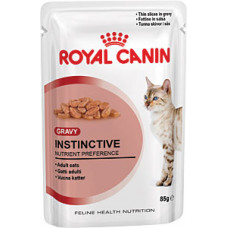ROYAL CANIN INSTINСTIVE in GRAVY (в соусе), 85 гр